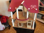Puppenhaus beluga mit Möbeln