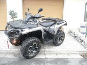 2012 Can Am Outlander 1000