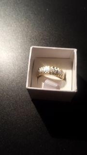 Herren Diamant Ring