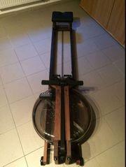 Water Rower Rudergerät Nussbaum