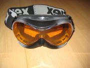 Kinder-Skibrille, uvex
