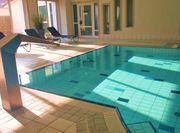 Fewo mit Schwimmbad und Sauna