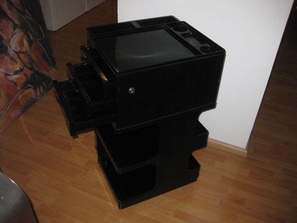 Designermöbel Frankfurt g pelis stile neolt rollcontainer ähnlich boby container schwarz