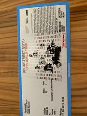 Backstreet Boys Ticket München