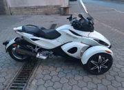 2013 Can Am Spyder SE5