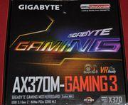 GIGABYTE GA-AX370M-Gaming 3 Mainboard AM4 -