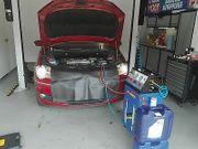 Automatikgetriebe-Spülung für alle Fahrzeuge zum
