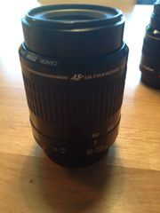 Original Canon Tele-Zoomobjektive