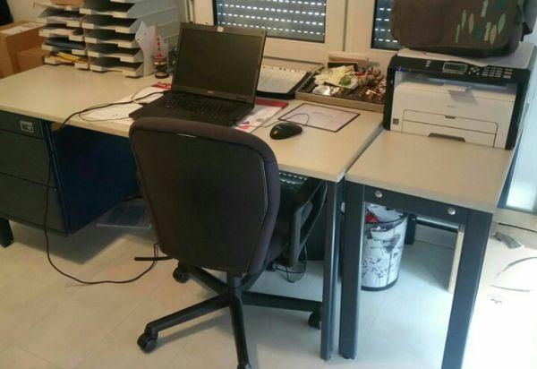 Büro Schreibtisch zu verschenken in Filderstadt - Büromöbel kaufen ...