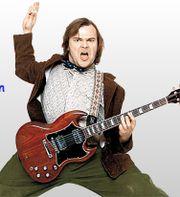 Gitarrenunterricht im Raum
