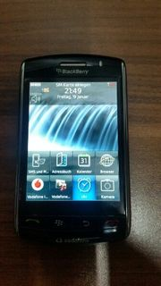 BlackBarry 9500
