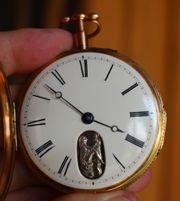 Antike taschenuhr  Taschenuhr Antik - Sammlungen & Seltenes - günstig kaufen - Quoka.de