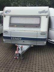 Wohnwagen Fendt 650