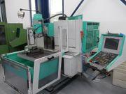 CNC Fräsmaschine mit