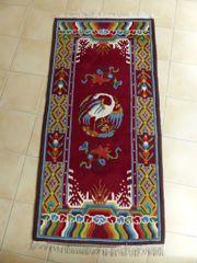 Tibetischer Teppich mit