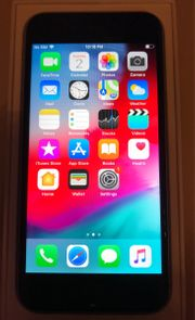 iPhone 6s 64gb schwarz mit