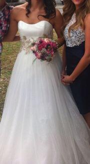 Brautkleid Enzoani gebraucht