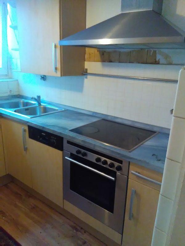 Nolte küchen u-form  Nolte Küche in U form in Schwabach - Küchenzeilen, Anbauküchen ...