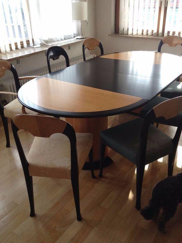 Holztisch stuhle gebraucht kaufen nur 3 st bis 65 for Holztisch gebraucht