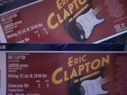 ERIC CLAPTON - Innenraum,