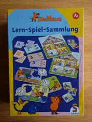 Lernspielsammlung - Die Maus -