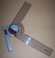 Zeichenkopf für Zeichenplatte Rotring 1St