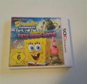 Nintendo 3DS Spongebob