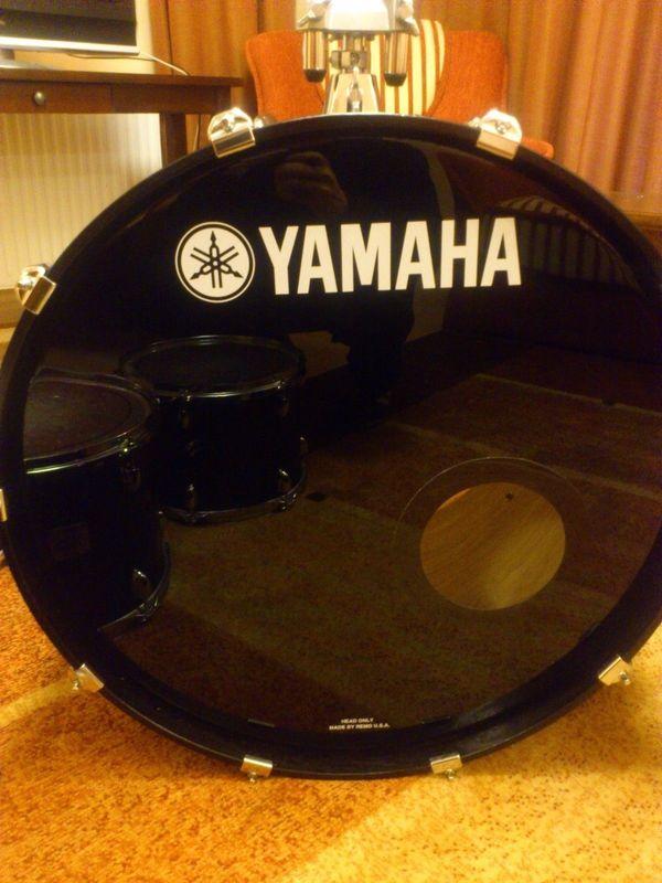 Yamaha Oak custom 6-piece shell