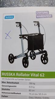 Rollator Vital 62