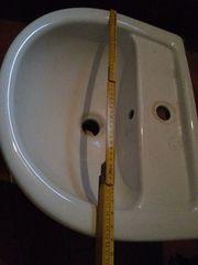 gebrauchtes 50er Waschbecken gegen eine