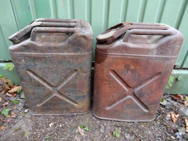 Kanister 20l Weltkrieg Willys Jeep Us 2 Wk Army Wehrmacht In