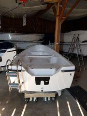 Motorboot Ruderboot Freizeitboot GFK Boot