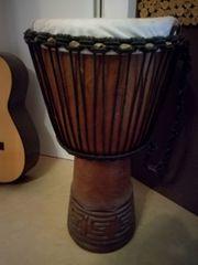 Afrikanische Djembi Trommel