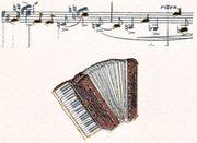 Musikunterricht: Akkordeonunterricht / Klavierunterricht /