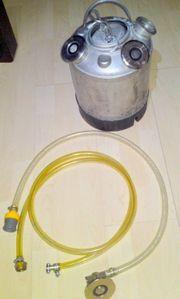Bier-Zapfanlage Reinigungs-