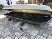 Thule Dachbox mit Dachträger gebraucht