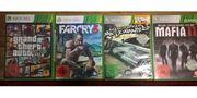 Verkaufe 4 XBox Spiele