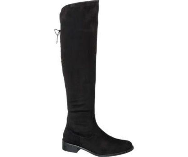 Overknee in Gr. » Schuhe, Stiefel