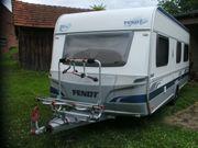 Wohnwagen Fendt Platin 510 TG