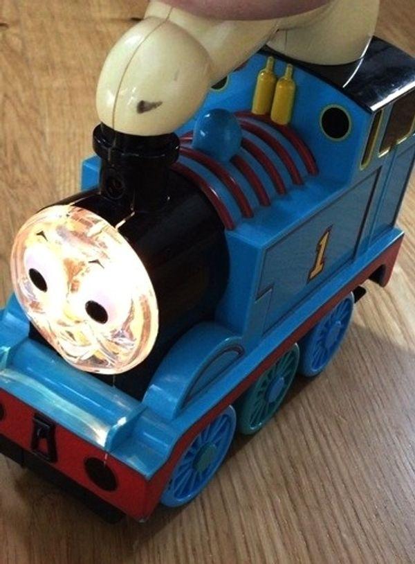 Thomas und seine Freunde Film- & TV-Spielzeug Molly  Lokomotive Holzeisenbahn Top Zustand