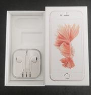 iPhone 6S, rosegold,