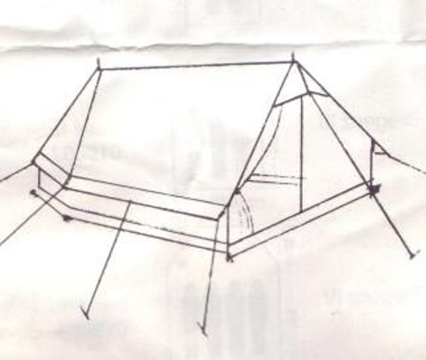 zelt baumwolle gebraucht kaufen 4 st bis 70 g nstiger. Black Bedroom Furniture Sets. Home Design Ideas