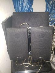 Dolby Suround System von LG