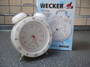 Wecker, analog