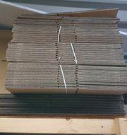 8 Stück Faltkartonagen 867x417x467 mm