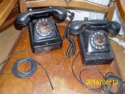 Historische Festnetztelephone