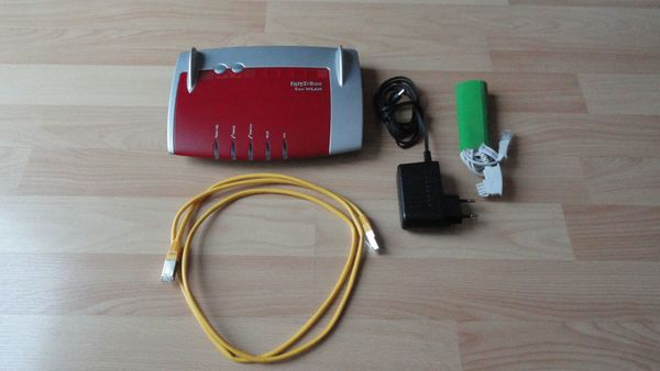 Fritz Box 7330 Wlan Router