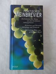 Praktisches WEINBREVIER Verlag ecco