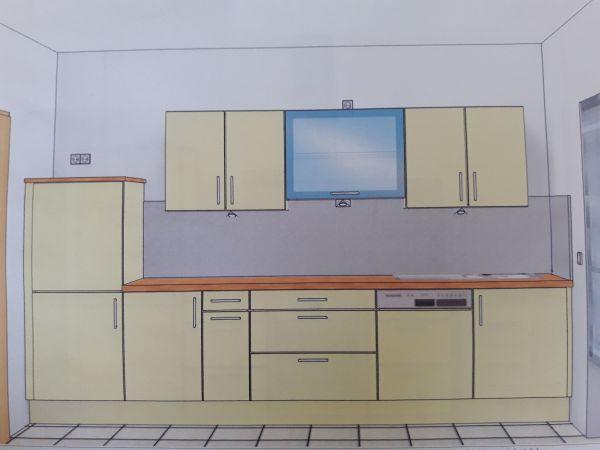 Nolte Küche zu Verkaufen in Knittlingen - Küchenzeilen, Anbauküchen ...