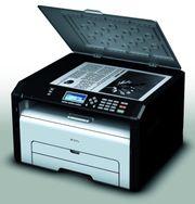 Lasergerät Ricoh SP211SU :